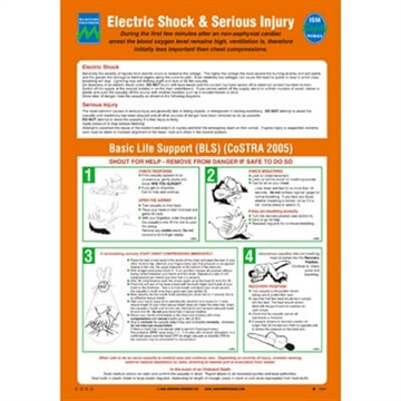 Electric Shock, Drowning or Serious Injury