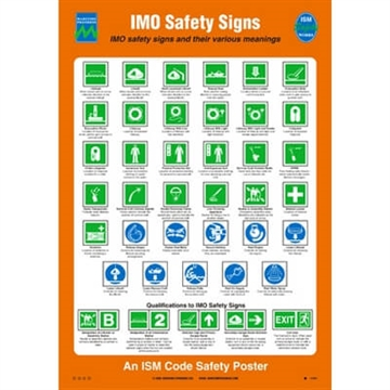 125.227 IMO Safety Signs