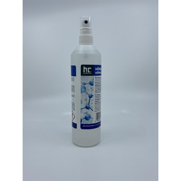 250 ml. Isopropylalkohol spray (70%) til at affedte og rengøre