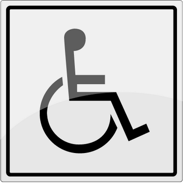 Handicapskilt