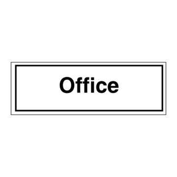 Office - ISPS Code Signs