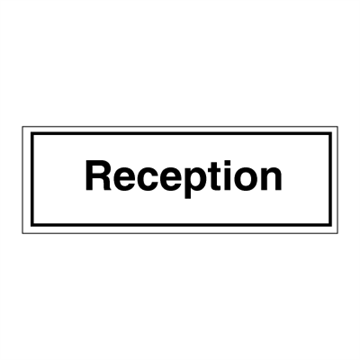 Reception - ISPS Code Signs
