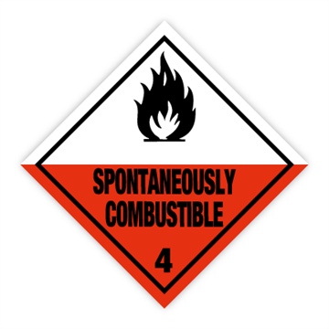 Spontaneously Combustible - Faresedler kl 4